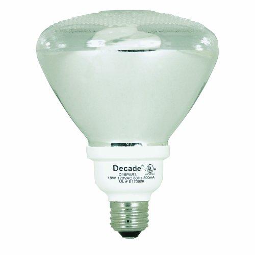Feit Electric D18par3 18 Watt Cfl Par 38 Reflector Bulb