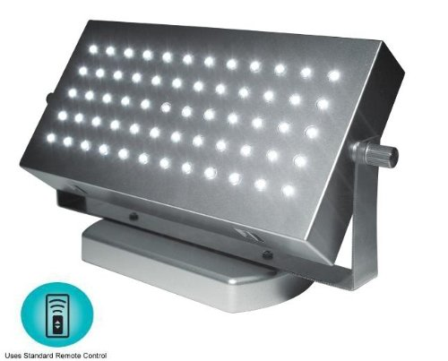 Acolyte E-Wall Wash 60 White LED Battery Operated Remote Control Capable Landscape & Lighting