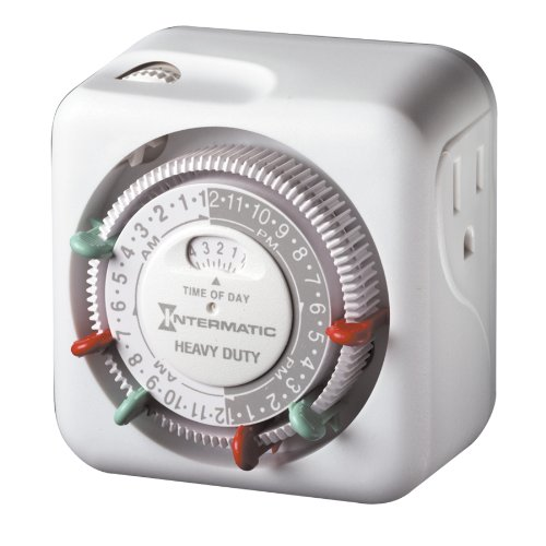 intermatic tn311c 120 volt heavy duty grounded timer. Black Bedroom Furniture Sets. Home Design Ideas