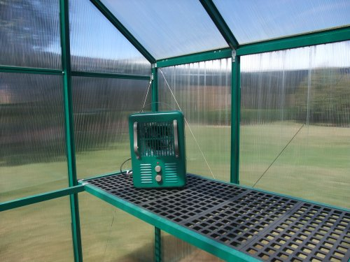 Stc Egh520 Portable Greenhouse Heater Landscape Amp Lighting