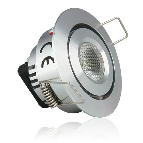 lighting ever 1 watt led downlights 12 volt low voltage recessed