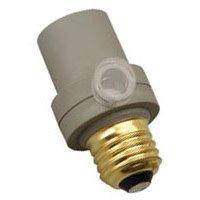 Woods Indoor Outdoor Light Sensor Socket Screw In