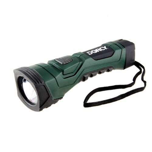 Dorcy 41 4751 Cyberlight Weather Resistant Led Flashlight