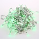 Generic 10M 100 LED Waterproof Fairy String Lights in Green