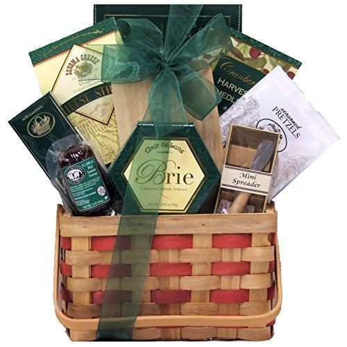 gourmet vegetarian gift baskets - 500×500