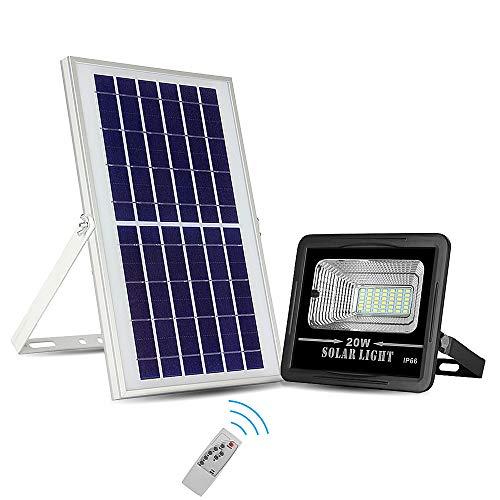 Solar Flood Lights Outdoor Light Sensor Dusk To Dawn 1260